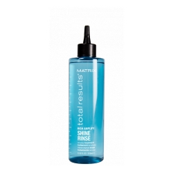 Matrix Total Results High Amplify Shine Rinse - Ламеллярная вода 250 мл