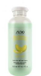 Kapous Studio - Бальзам для всех типов волос «Банан и дыня» 350 мл