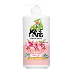 Protokeratin Balance and Nutrition Shampoo Jasmine flowers - Шампунь цветочный баланс и питание цветы жасмина 750мл