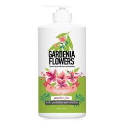 Protokeratin Color Protection and Nutrition Shampoo Gardenia Flowers - Шампунь цветочный защита и питание цветы гардении 750мл
