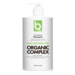 Protokeratin Nourishing Shampoo Macadamia Oil - Шампунь питание и защита с маслом макадамии 700мл
