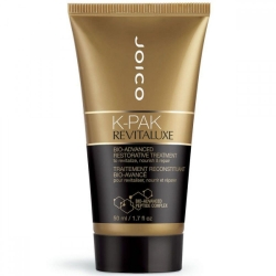Joico K-PAK Revitaluxe Bio-Advanced Restorativ Treatment - Био-маска реконструирующая с кератиново-пептидным комплексом 50 мл