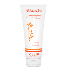 Ollin BioNika - Кондиционер для неокрашенных волос 200 мл