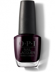 OPI - Лак для ногтей Black Cherry Chutney, 15 мл