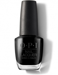 OPI - Лак для ногтей Black Onyx, 15 мл