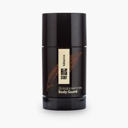 Premium His Story Tobacco Body Guard - Дезодорант-стик для мужчин, 75 мл