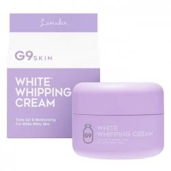 Berrisom G9Skin White in Whipping Cream - Lavender - Крем для лица осветляющий с экстрактом лаванды, 50 гр