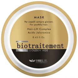 Brelil Bio Traitment Golden Age Mask - Маска против старения волос 250 мл
