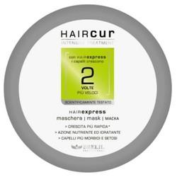 Brelil Hair Cur Intensive Treatment: Маска для ускорения роста волос (HCIT Hairexpress Mask), 200мл