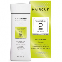 Brelil Hair Express Shampoo - Шампунь для ускорения роста волос 200 мл