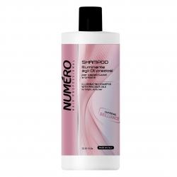 Brelil professional numero supreme brilliance shampoo - Шампунь для придания блеска с ценными маслами 1000 мл
