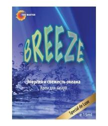 Tan Master Breeze - Крем для загара в солярии с легким бронзингом и охлаждающим эффектом, 15 мл