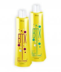 BB ONE BTX Acid Thermo Mask - Набор Ботокс для волос Аминокислотный (шаг1+шаг2) 2*1000 мл.