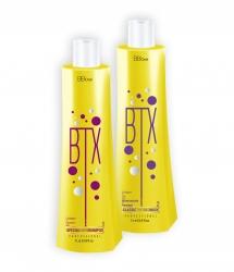 BB ONE BTX ClassicThermo Mask - Набор Ботокс для волос Классический (шаг1+шаг2) 2*1000 мл
