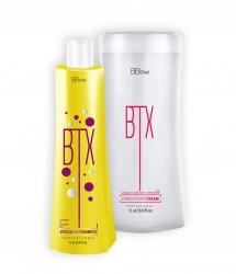 BB ONE BTX Concentrate Cream - Набор Ботокс для волос  Концентрат крем (шаг1+шаг2) 2*500 мл