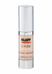 Klapp C Pure Eyezone Treatment - Крем для кожи вокруг глаз, 15 мл