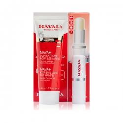 Mavala - Набор: крем для рук Mava + и бальзам для губ Lip Balm 50 мл