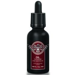 Kondor My Beard Oil For The Beard And Moustache - Масло для бороды и усов, 30 мл