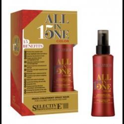Selective Professional All In One - Маска-спрей 15 в 1 для окрашеных волос 150 мл