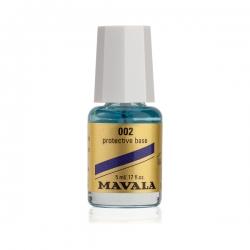 Mavala Base Coat Mavala 002 - Защитная основа под лак Мавала 002, 5 мл