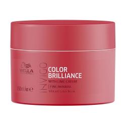 Wella Invigo Color Brilliance - Маска-уход для защиты цвета окрашенных нормальных и тонких волос 150 мл