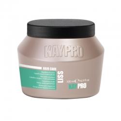 Kaypro Liss Hair Care - Маска для разглаживания вьющихся волос, 500 мл