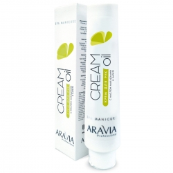 "Aravia Professional - Крем для рук ""Cream Oil"" с маслом макадамии и карите, 100 мл"
