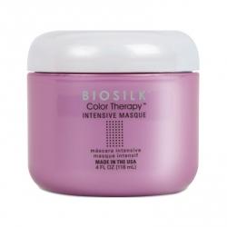 Biosilk Color Therapy Intensive Masque - Маска для волос Защита цвета, 118 мл
