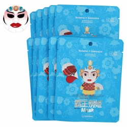 Berrisom Peking opera mask series-Queen - Маска тканевая для лица, 25 мл