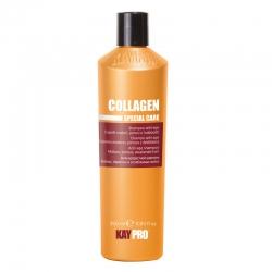 Kaypro Collagen Special Care - Шампунь с коллагеном для длинных волос, 350 мл