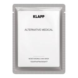 Klapp Alternative Medical Moisturizing Chin Mask - Маска-корректор контура лица 3 шт