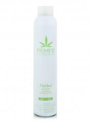 Hempz Herbal Workable Hairspray Medium Hold - Лак растительный ср.фиксации Здоровые волосы, 227 г
