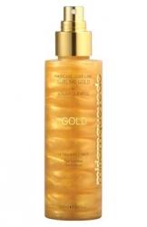Miriam Quevedo Ultrabrilliant The Sublime Gold Lotion - Золотой спрей-лосьон для ультра блеска волос, 250 мл