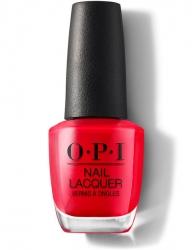 OPI - Лак для ногтей Cajun Shrimp, 15 мл