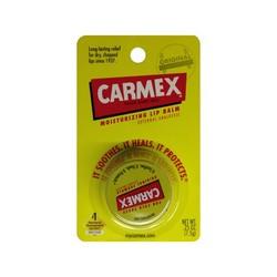 Carmex Original External Analgesic - Бальзам для губ, 7,5 гр
