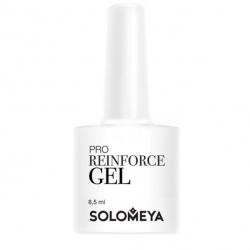 Solomeya Pro Reinforce Gel LED/UV - Гель для укрепления ногтей, 8мл