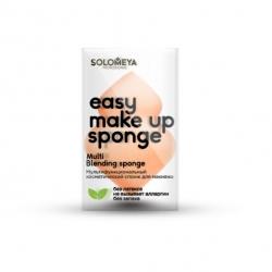 Solomeya Multi Blending sponge - Мультифункциональный косметический спонж для макияжа
