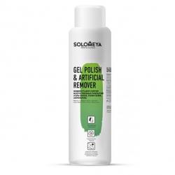 Solomeya Gel Polish & Artificial Remover - Жидкость для снятия искусственных покрытий (гель-лаков, поли-гелей, акрилатов) 500мл
