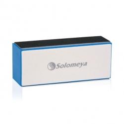 Solomeya 4 Way Block Buffer - Блок-полировщик для ногтей 4-х сторонний