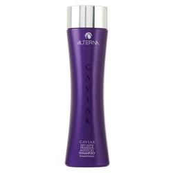 Alterna Caviar Anti-aging Replenishing Moisture Shampoo - Увлажняющий шампунь с Морским шелком 250мл