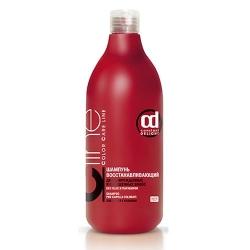 Constant Delight Color Care Line No Sles - Шампунь восстанавливающий для поврежденных и окрашенных волос, 1000 мл
