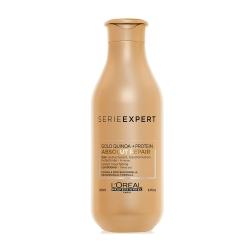 L'Oreal Professionnel Absolut Repair Gold Quinoa+Protein Conditioner - Смываемый уход для глубокого восстановления 1000 мл