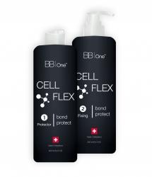 BB ONE Cell Flex - Набор шаг1+шаг2,  2*100мл