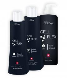 BB ONE Cell Flex - Набор шаг1+шаг2+шаг3,    2*500 мл+250 мл