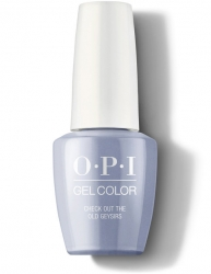 OPI Iceland Gel Color - Гель-Лак для ногтей Check Out the Old Geysirs, 15 мл