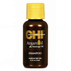 CHI Argan Oil Shampoo - Восстанавливающий шампунь, 15 мл