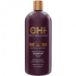 CHI Deep Brilliance Optimum Moisture Shampoo - Шампунь Оптимальное Увлажнение, 946мл
