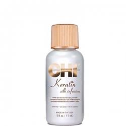 CHI Keratin Silk Infusion - Кератиновый шелк 15мл
