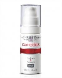 Christina Comodex Hydrate&Restore Serum - Увлажняющая и восстанавливающая сыворотка, 30 мл