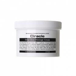 Ciracle Deep Clear Massage Cream - Крем массажный очищающий, 225 мл